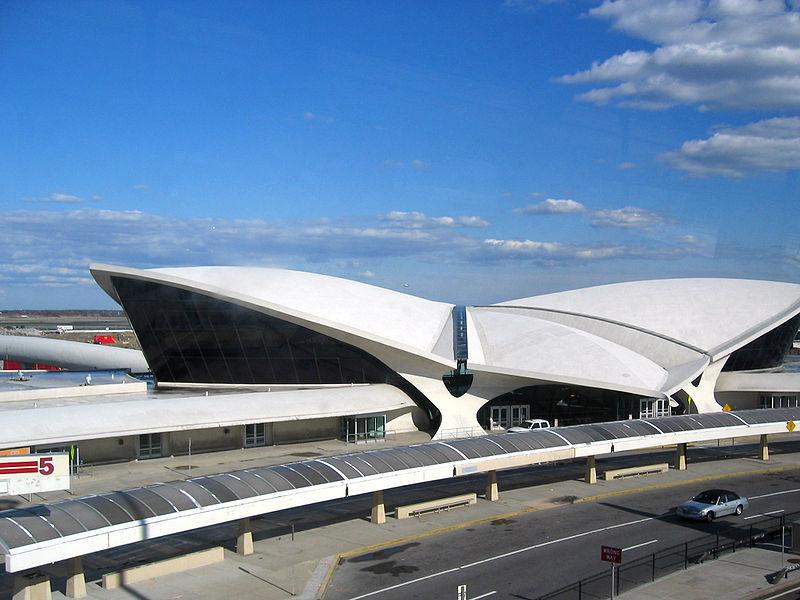 TWA Flight Center Building John F Kennedy International Airport