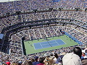 The U.S. Tennis Open