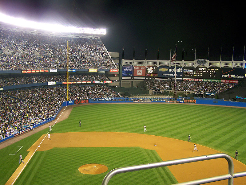 Yankee stadium was home to the new york yankees from 1923 to 2008