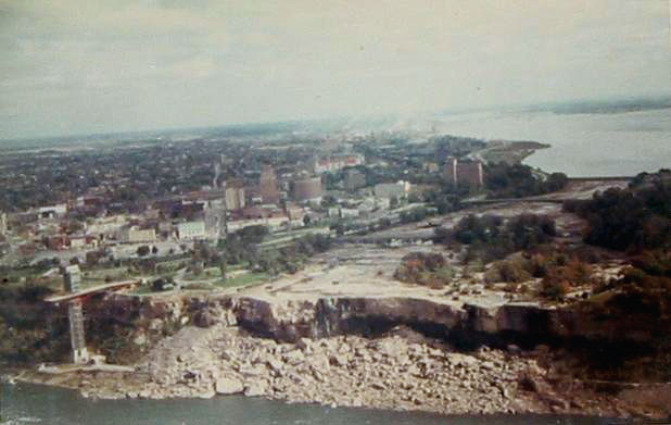 American Falls Closed for Preservation Work